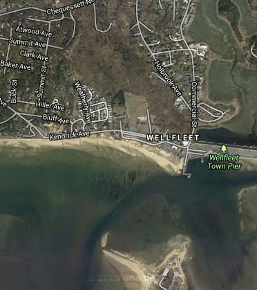 Wellfleet Cape Cod Kayak Fishing Spots