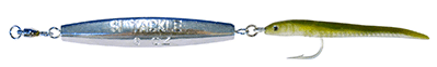 Hogy Diamond Jig for Striper